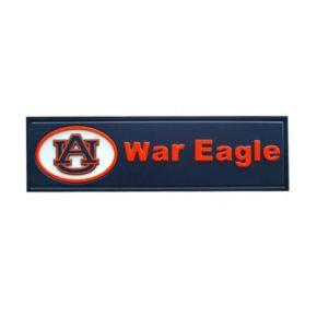 Auburn Tigers Team Name Plaque
