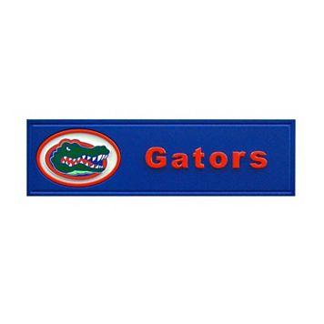 Florida Gators Team Name Plaque