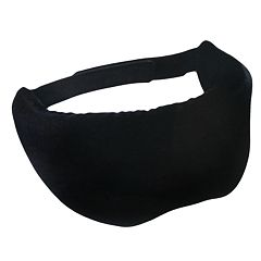 Heat-Sensitive Memory Foam Sleep Mask