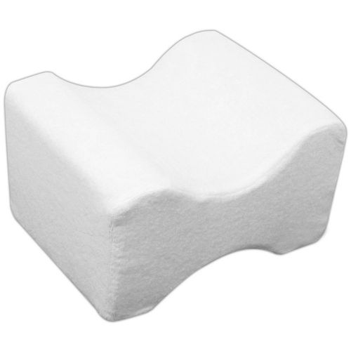 Contoured Memory Foam Leg Pillow