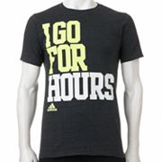 adidas I Go For Hours Tee - Men