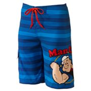 Popeye Board Shorts - Men