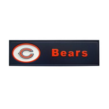 Chicago Bears Team Name Plaque