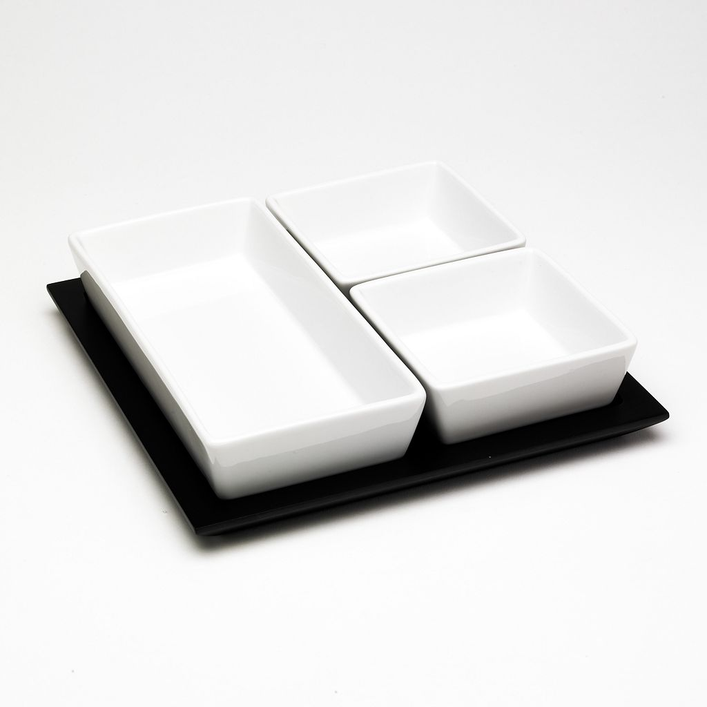 Food Network™ 4-pc. Serving Tray Set