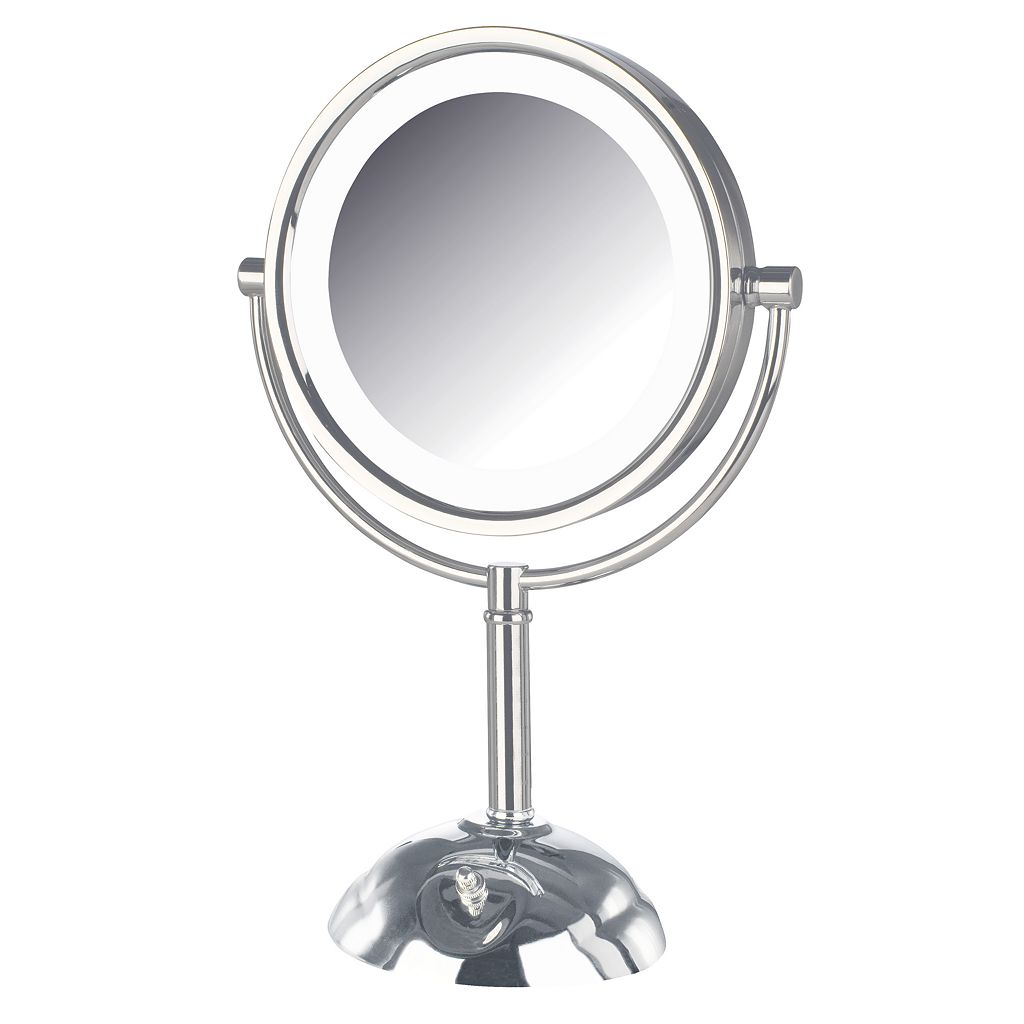 Jerdon 8 1/2-in. LED Lighted Vanity Mirror