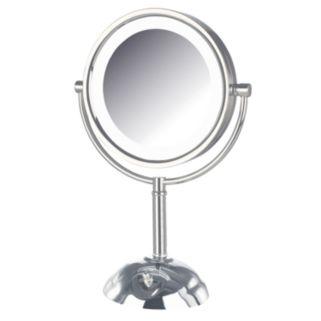 Jerdon 8 1/2-in. LED Lighted Vanity Mirror