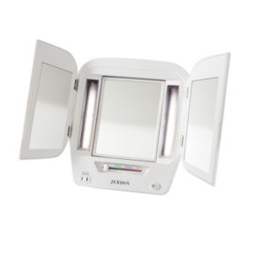 Jerdon Trifold Makeup Mirror