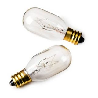 Jerdon Mirror 2-pk. Replacement Light Bulbs