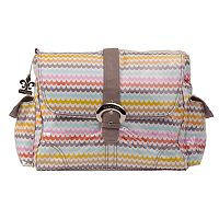 Kalencom Spa Laminated Buckle Diaper Bag