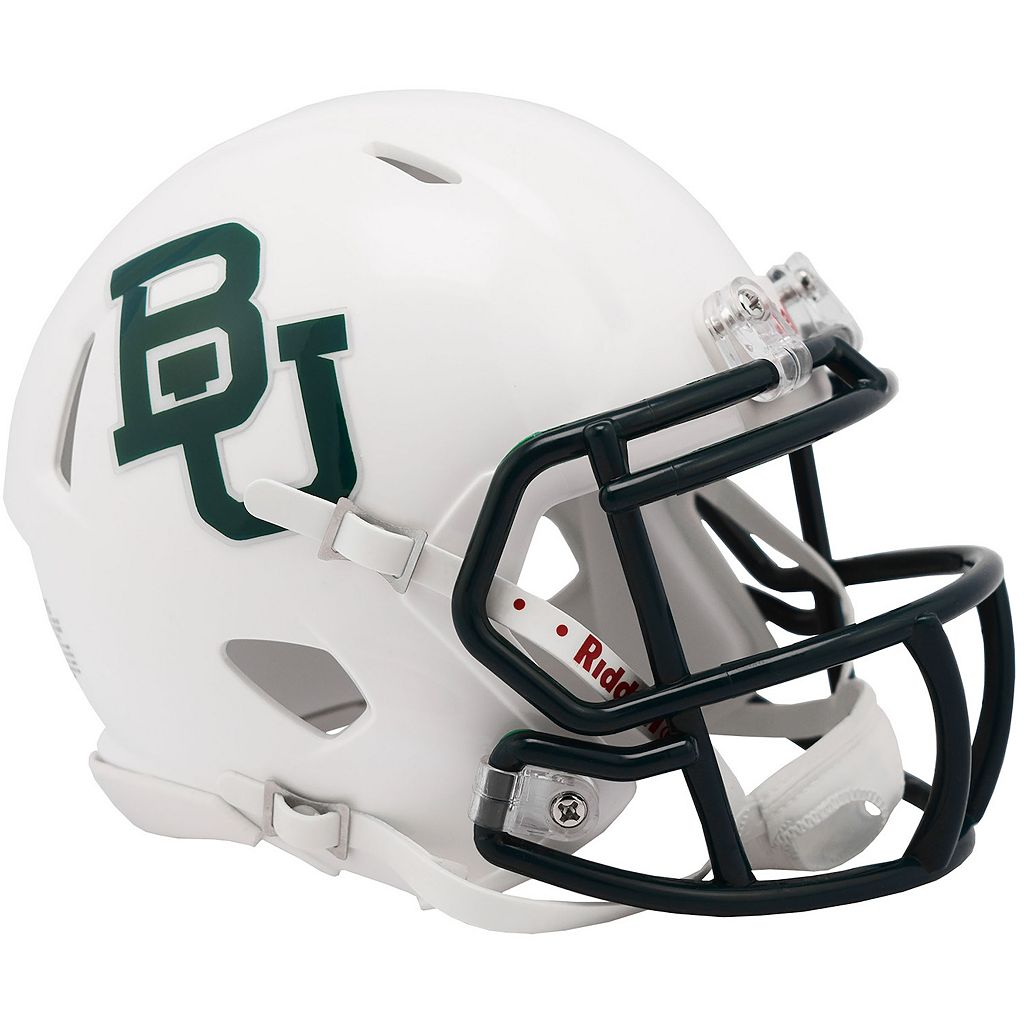 Riddell Baylor Bears Revolution Speed Mini Replica Helmet