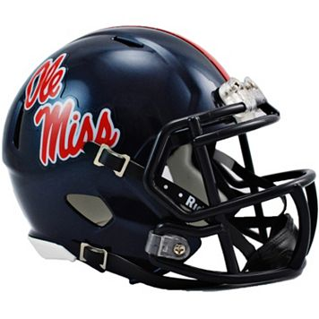 Riddell Ole Miss Rebels Revolution Speed Mini Replica Helmet