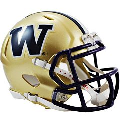 Riddell Washington Huskies Revolution Speed Mini Replica Helmet