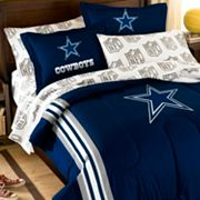Dallas Cowboys 5-Piece Full Bed Set