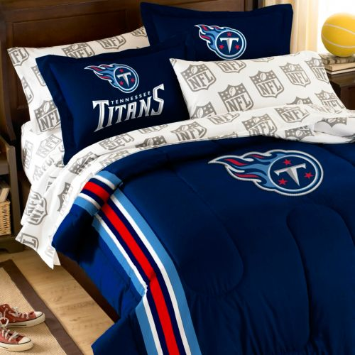 Tennessee Titans 5-Piece Full Bed Set
