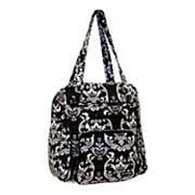 Jenni Chan Damask Soft Gym Bag