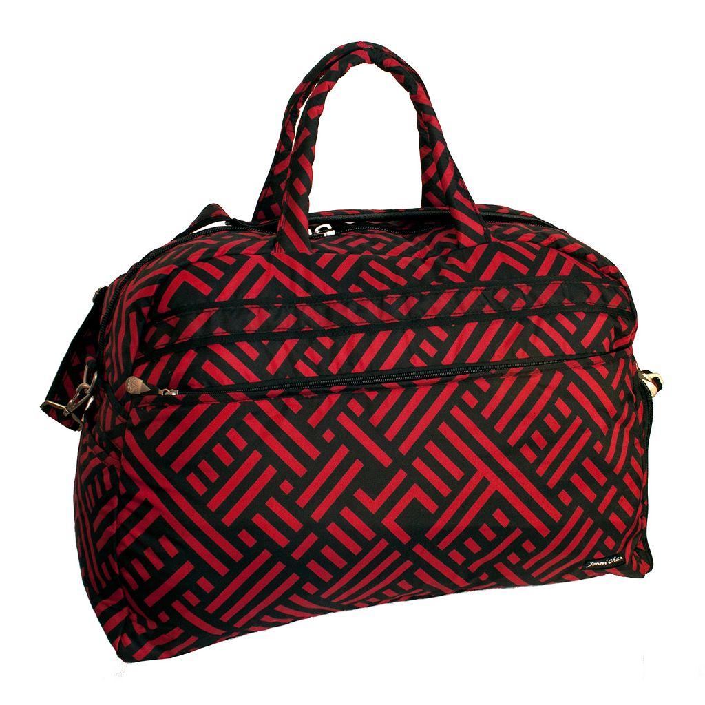 Jenni Chan Signature Soft Gym Duffel Bag