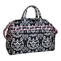 Jenni Chan Damask Soft Gym Duffel Bag