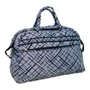 Jenni Chan Brush Strokes Soft Gym Duffel Bag