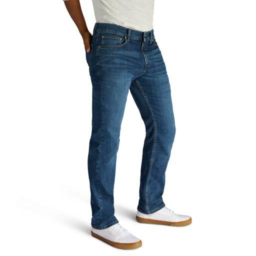 Men's Lee Premium Select Classic Active Comfort Straight Leg Jeans