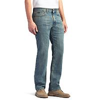 Men's Lee Premium Select Classic Active Comfort Straight Leg Jeans