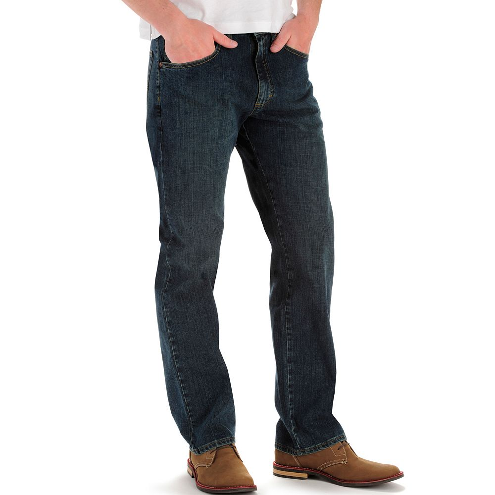 Men's Lee® Premium Select Classic Active Comfort Straight Leg Jeans