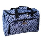 Jenni Chan Luggage, Brush Strokes 360 Quattro Duffel Bag