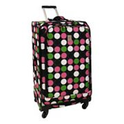 Jenni Chan Luggage, Multi Dots 360 Quattro 28-in. Spinner Upright