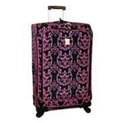 Jenni Chan Luggage, Damask 360 Quattro 28-in. Spinner Upright
