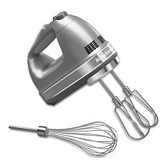 KitchenAid KHM7210 7-Speed Hand Mixer