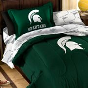 Michigan State Spartans 5-piece Twin Bed Set