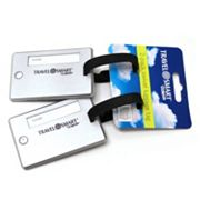 Franzus 2-pc. Swivel Luggage Tag Set