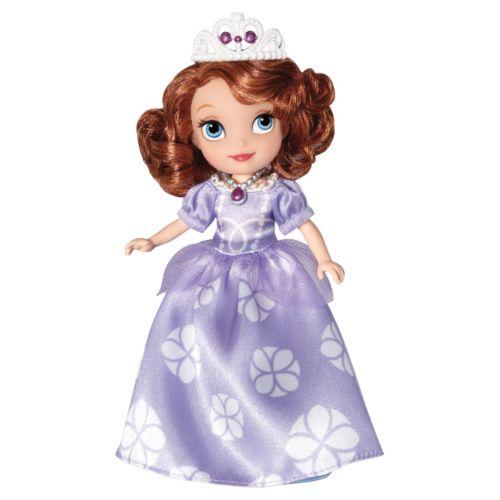 Disney Sofia the First Princess Doll by Mattel
