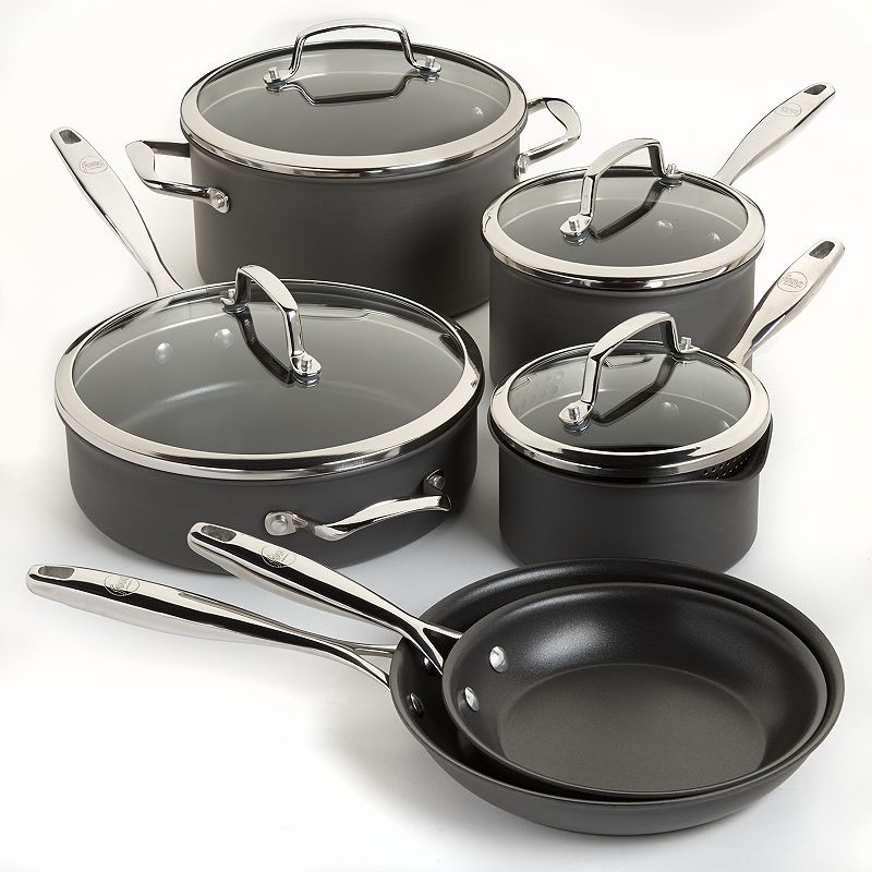 Food Network Hard Anodized Cookware Dishwasher Safe