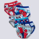 Spider-Man 7-pk. Briefs - Toddler