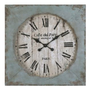 Uttermost Paron Wall Clock