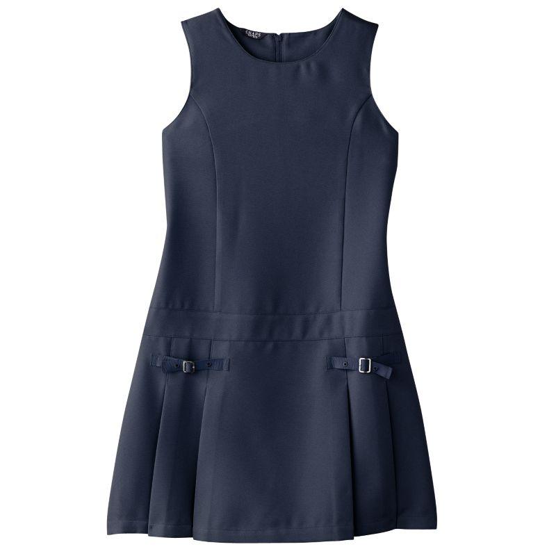 Chaps Twill School Uniform Skimmer Pants - Girls 7-16