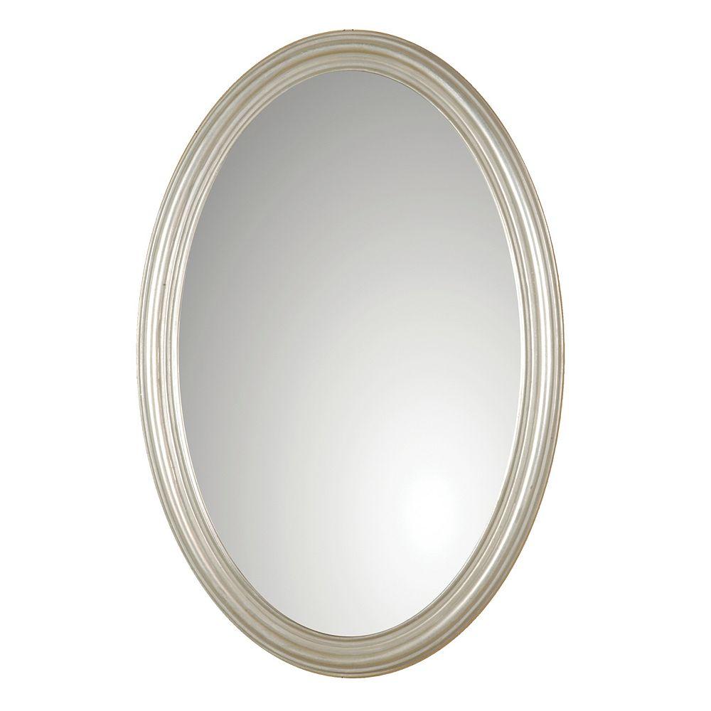 Uttermost Franklin Oval Wall Mirror