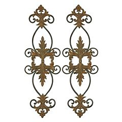 2 pc Lacole Wall Decor Set