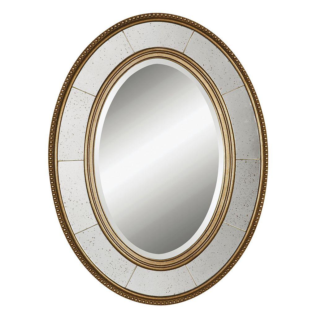 Lara Oval Wall Mirror
