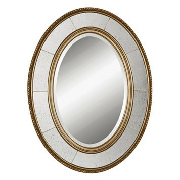 Lara Oval Wall Mirror