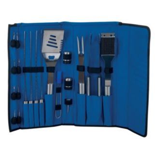 Chef Buddy Stainless Steel 20-pc. Barbecue Tool Set