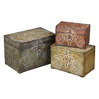 3-pc. Hobnail Box Set