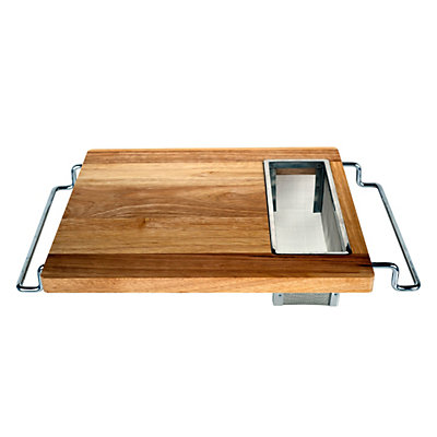 Chef Buddy Over-The-Sink Cutting Board