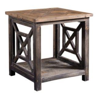 Spiro End Table