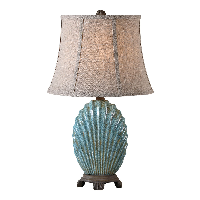 Attirant Natural Table Lamp. Sale