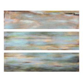3-pc. Horizon View Panel Canvas Wall Art Set