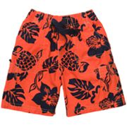 OshKosh B'gosh Tropical Volleyball Shorts - Toddler