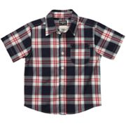 OshKosh B'gosh Plaid Woven Shirt - Toddler
