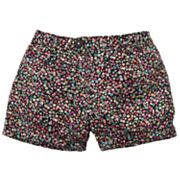 OshKosh B'gosh Floral Woven Shorts - Toddler
