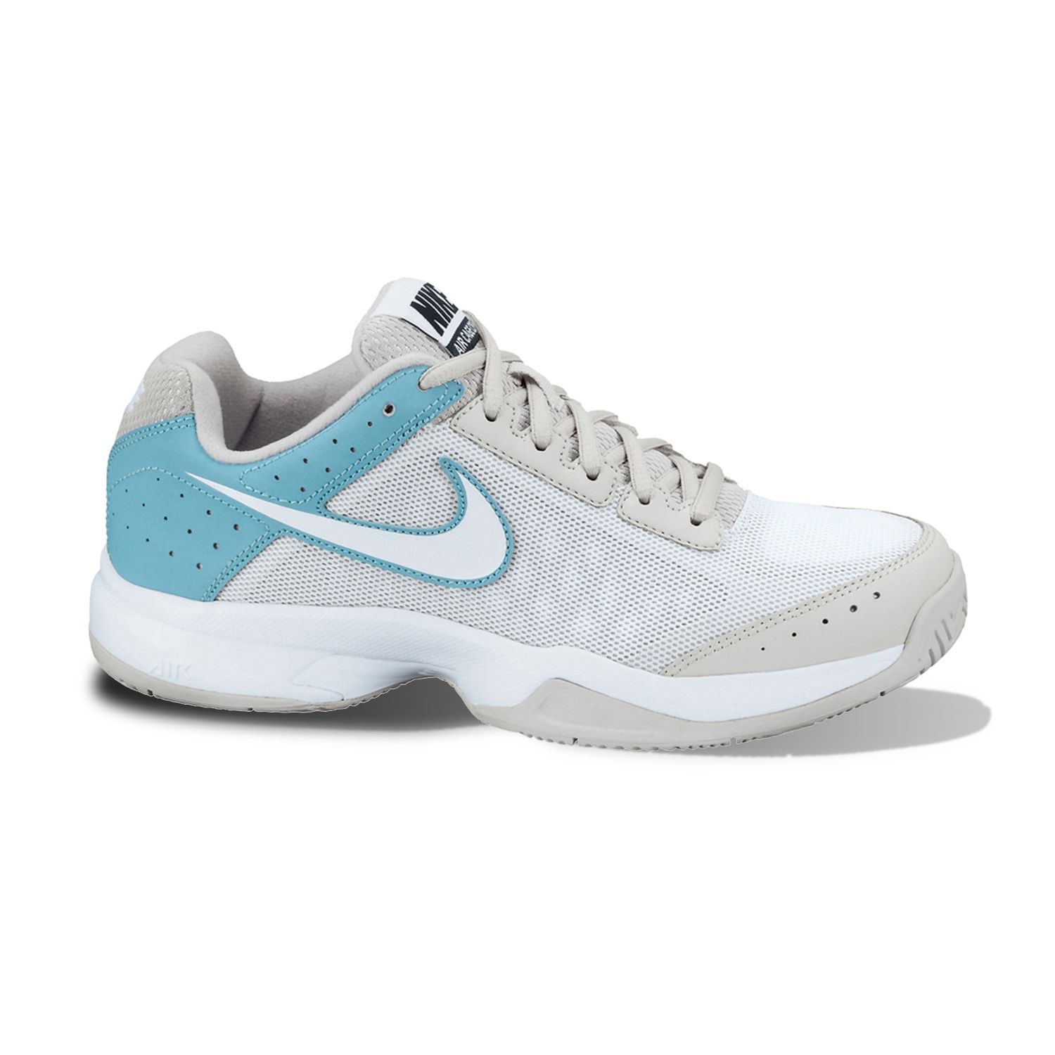 Nike Black Air Cage Court Tennis Shoes - Women